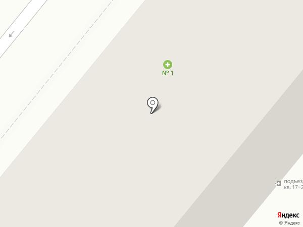 Массажный кабинет на карте Орла
