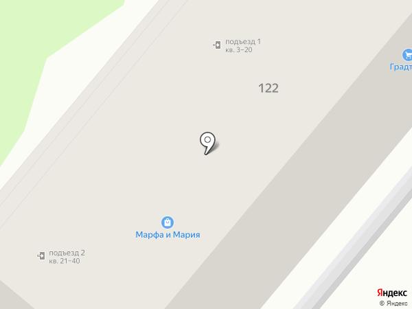 Мир ворот на карте Орла