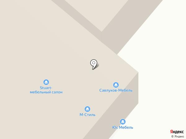 Мебель Paradise на карте Орла