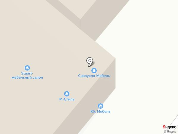 Шара на карте Орла