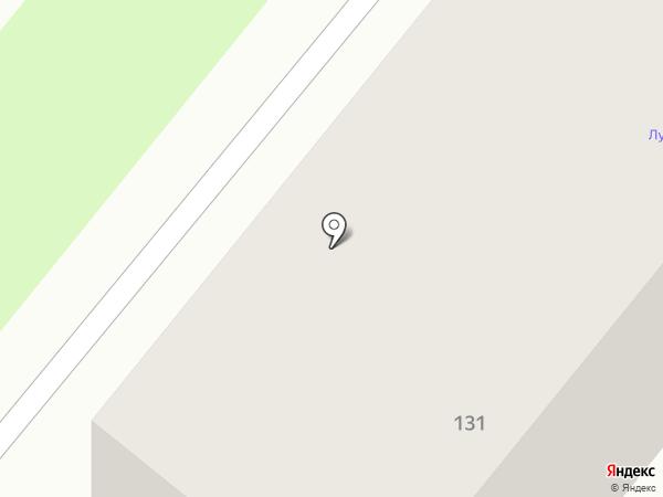 Брянскпиво на карте Орла