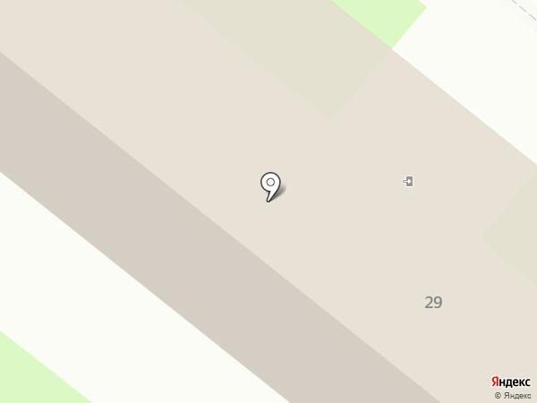 Управление ФСБ России по Орловской области на карте Орла