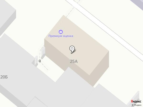 Премиум-оценка на карте Орла