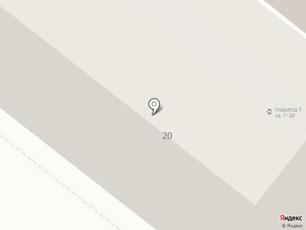 Медицинский гардероб на карте Орла