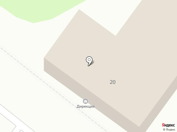 Орловский объединенный государственный литературный музей И.С.Тургенева на карте Орла