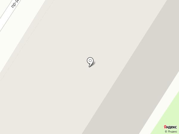 Лифтсвязь на карте Орла