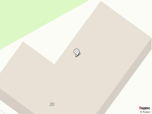 Орловский объединенный государственный литературный музей И.С. Тургенева на карте Орла