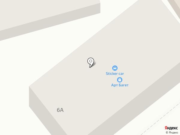 Автоматика и вычислительная техника на карте Орла
