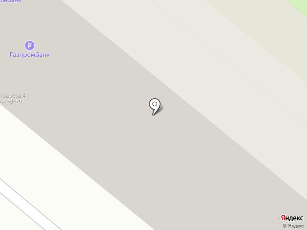 АБ Газпромбанк на карте Орла