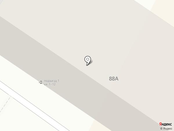 Навигатор на карте Орла