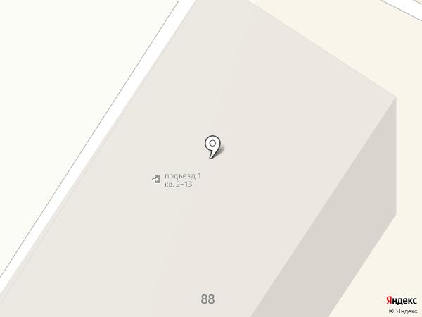 Амичи на карте Орла