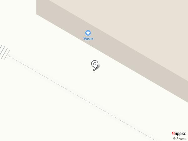 Калугафармация, ГП на карте Воротынска