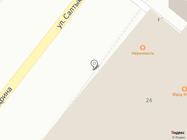 Лё багет на карте Орла