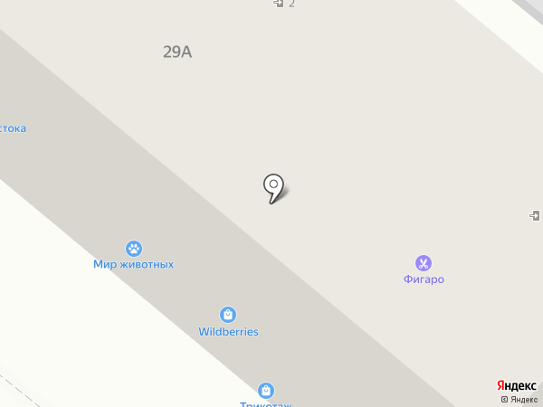 УКАП на карте Орла