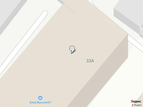 Росгосстрах, ПАО на карте Орла