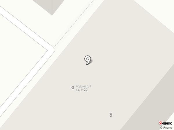 5555 на карте Орла