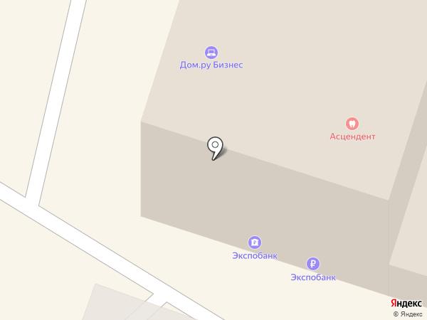 Курскпромбанк, ПАО на карте Орла