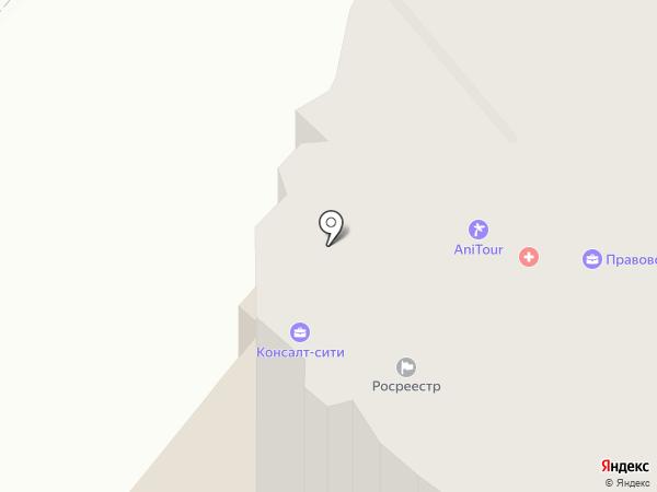 Управление Федеральной службы государственного регистрирования, кадастра и картографии по Орловской области на карте Орла