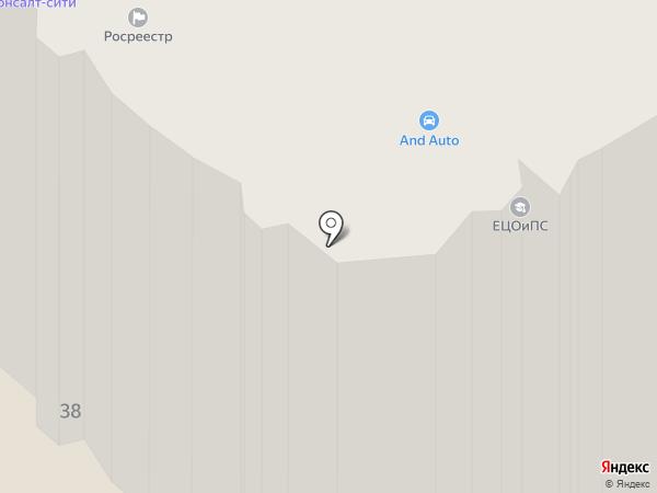 Неомед на карте Орла