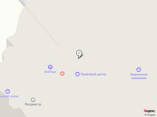 Институт Здоровья на карте Орла