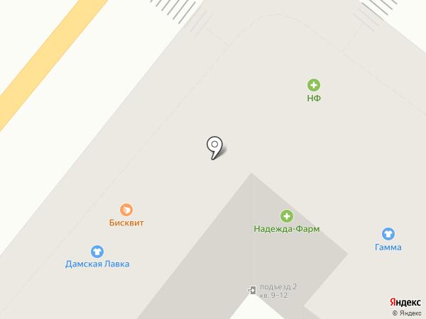 Гамма на карте Орла