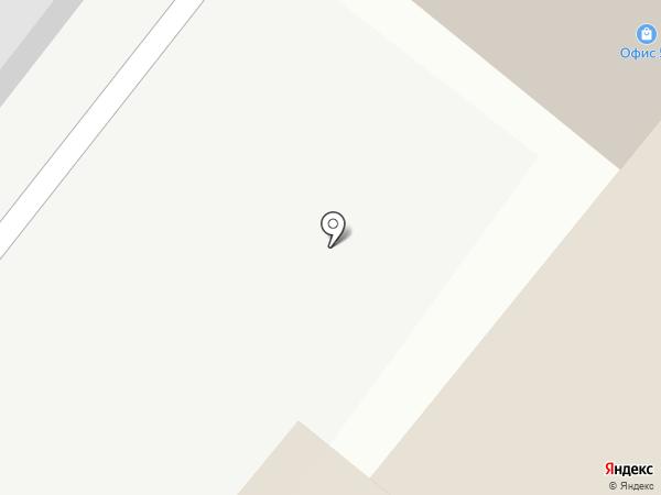Poster на карте Орла