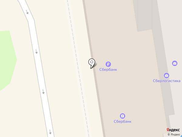 Сбербанк, ПАО на карте Орла