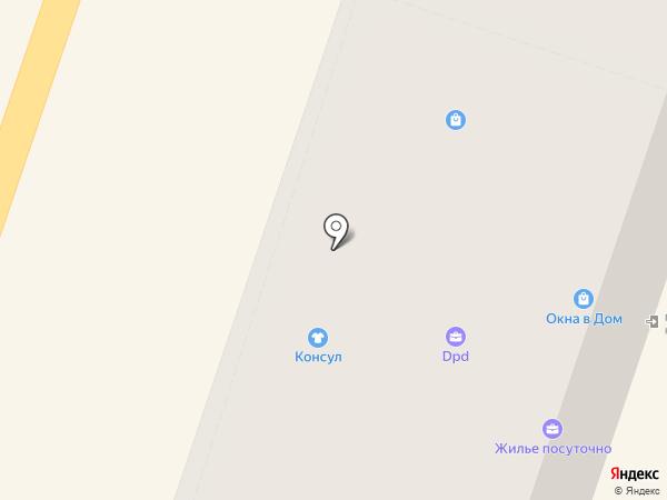 Быстроденьги на карте Орла