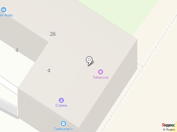 Tabaccos на карте Орла