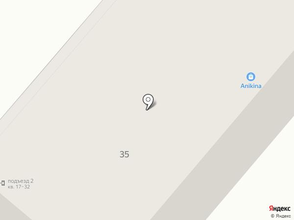 Русский букет на карте Орла