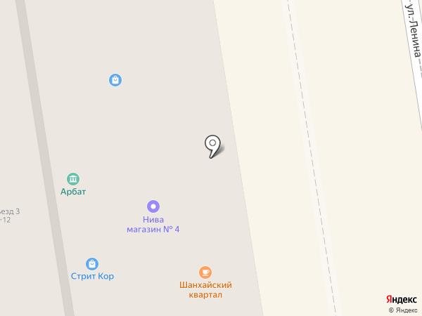 Street Core на карте Орла