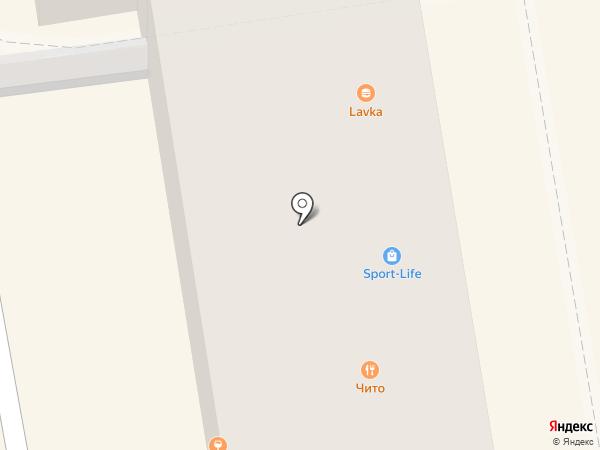 Ягодка на карте Орла