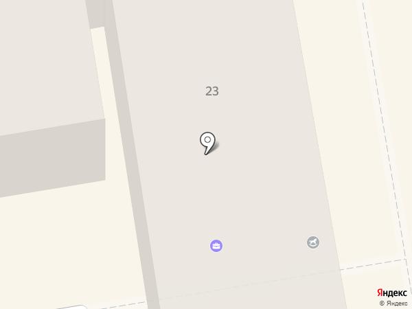 Орловская государственная филармония на карте Орла