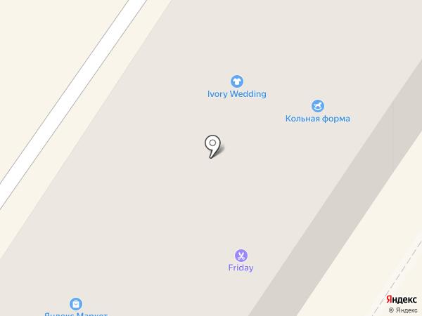 Модный квартал на карте Орла