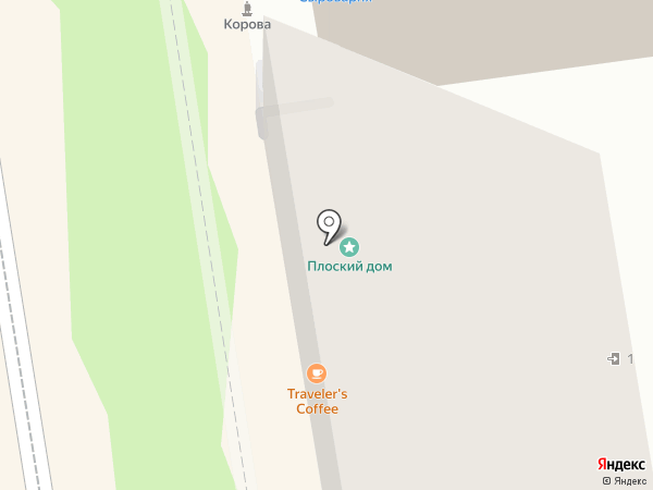 Traveler`s Coffee на карте Орла