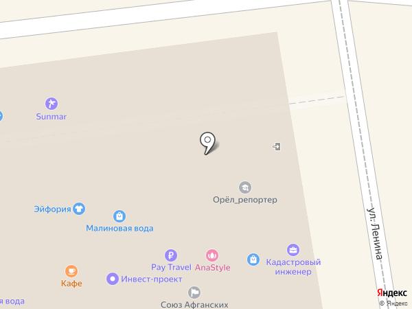 Fantasy 3D на карте Орла