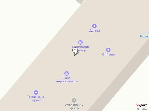 Покровская-Агро на карте Орла