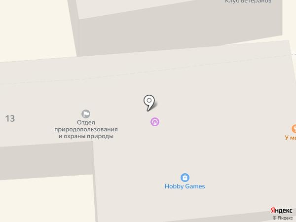 Broadway на карте Орла