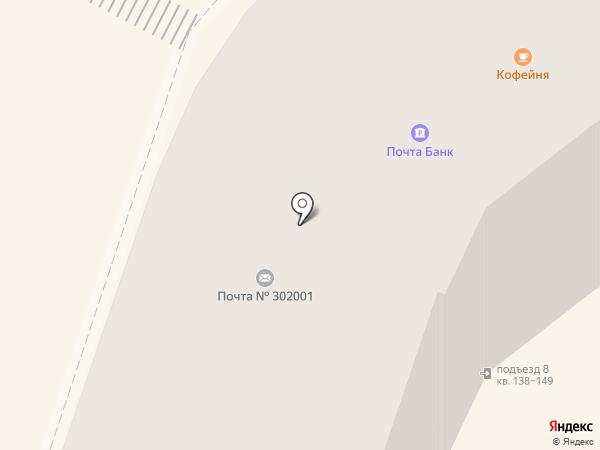 Займ-Экспресс на карте Орла