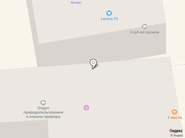 Бюро переводов на карте Орла