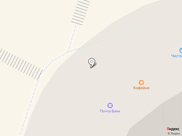 Почтовое отделение №1 на карте Орла