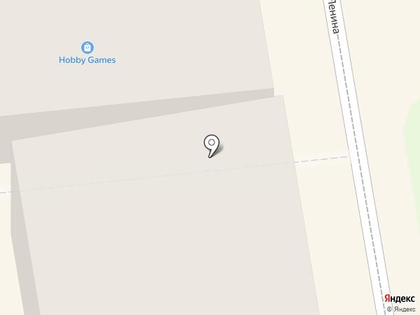 Аптека №2, МП на карте Орла