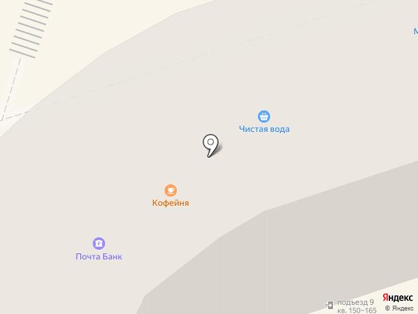 Ортёнок на карте Орла