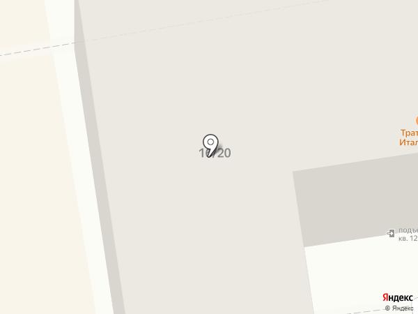 Ауткон на карте Орла
