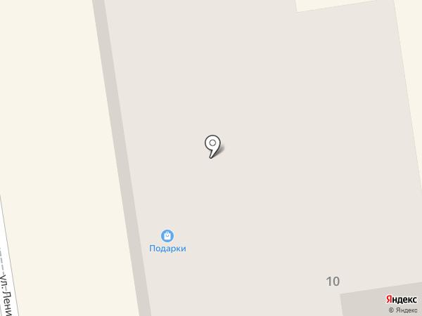 Подарки на карте Орла