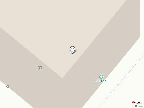 ОрелОтель на карте Орла
