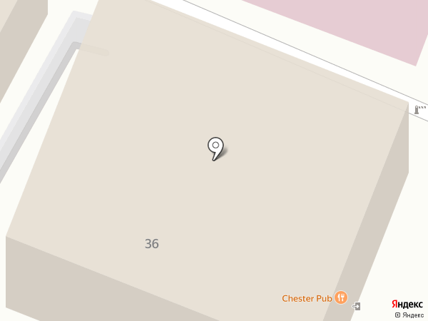 Честер-Паб на карте Орла