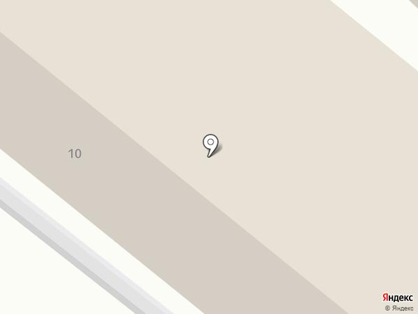 Следственный изолятор №1 на карте Орла