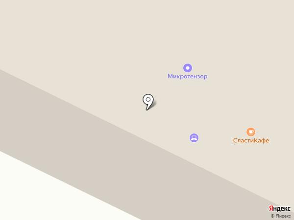 ОРЛЭКС на карте Орла