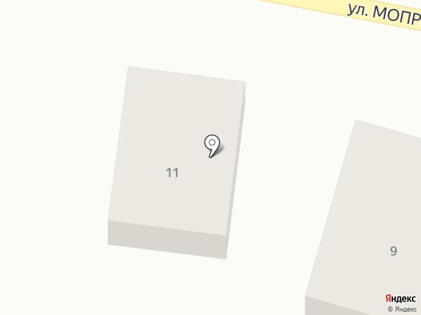 Любимый дом на карте Орла